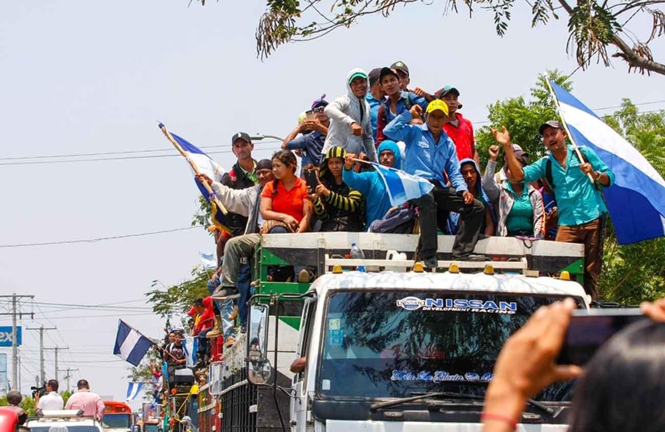 campesinos Nicaragua - Foto Nayira Valenzuela